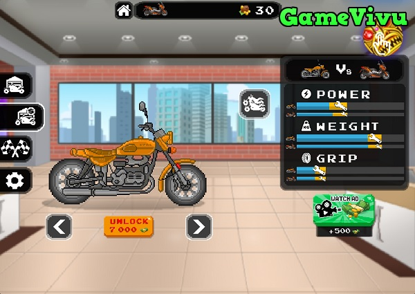game Đua xe Drag 2 hình ảnh 3