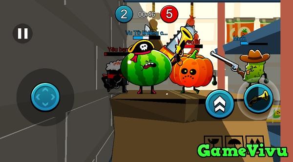 game Hoa quả chiến đấu hình ảnh 3
