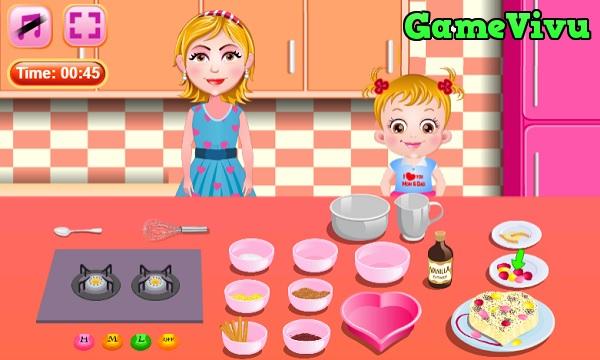 game Làm bánh Blancmange hình ảnh 3