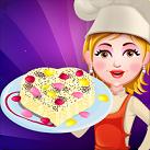 Làm bánh Blancmange