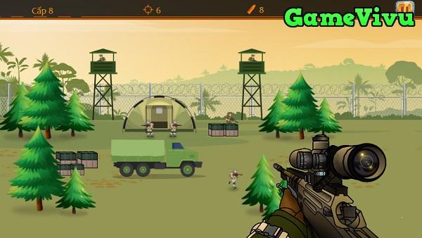 game Lính bắn tỉa hình ảnh 3