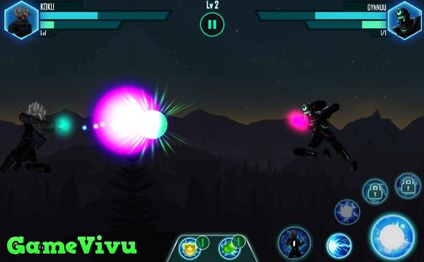 game Ngọc rồng bóng tối hình ảnh 1