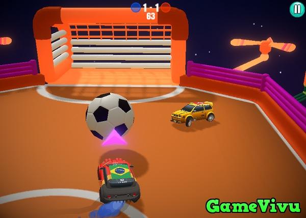 game Ô tô đá bóng hình ảnh 2