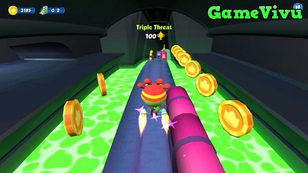 game Om Nom Run hình ảnh 2