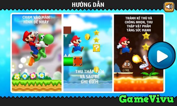 game Super Mario Bros hình ảnh 1