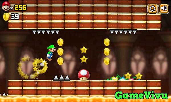 game Super Mario Bros hình ảnh 3