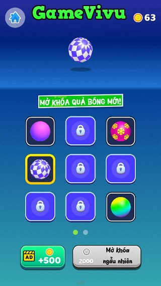 game Thả bóng vào bình hình ảnh 3