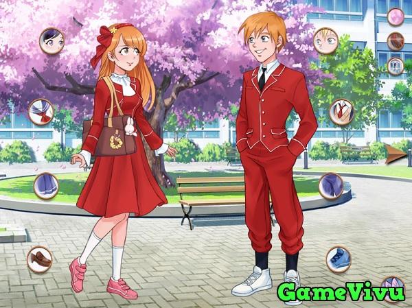 game Thời trang cặp đôi hình ảnh 3