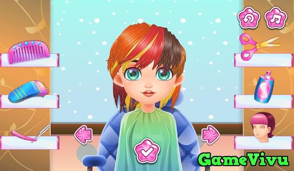 game Tiệm cắt tóc hình ảnh 2