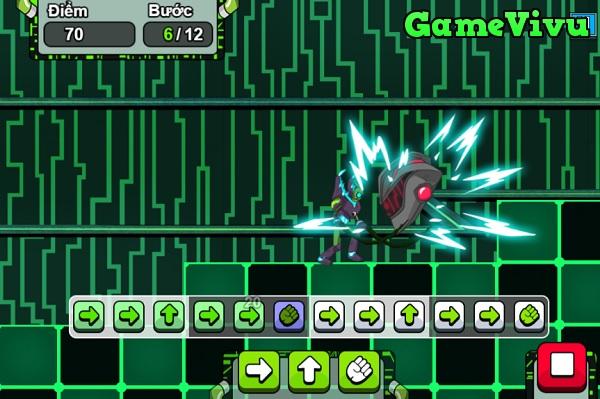 game Ben 10 diệt Alien hình ảnh 2