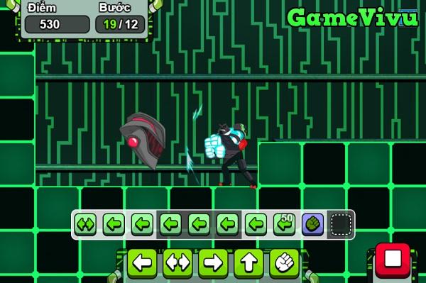 game Ben 10 diệt Alien hình ảnh 3