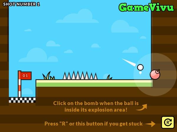 game Crazy Golf hình ảnh 1