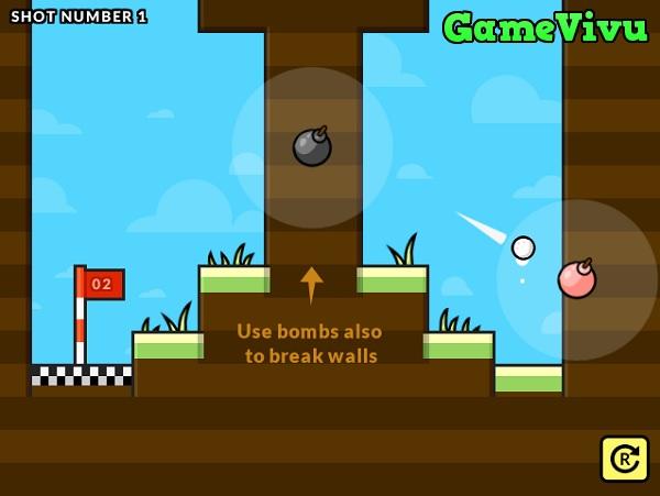 game Crazy Golf hình ảnh 2