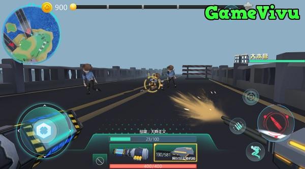 game Cuộc chiến robot 3 hình ảnh 3