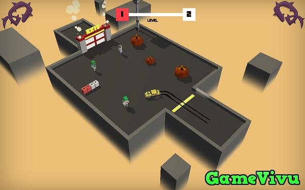 game Drift xe đâm zombie hình ảnh 1