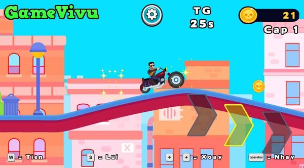 game Đua xe moto siêu tốc 3 hình ảnh 1