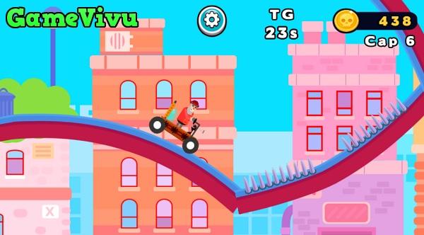 game Đua xe moto siêu tốc 3 hình ảnh 3