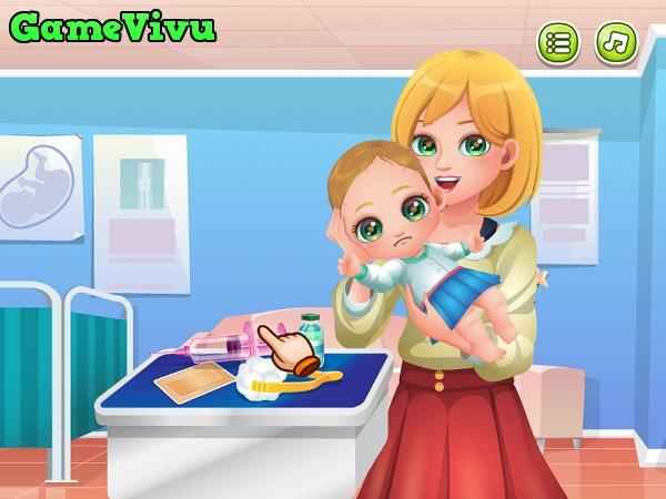 game Em bé Cathy 3 hình ảnh 1