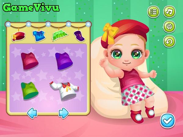 game Em bé Cathy 3 hình ảnh 3