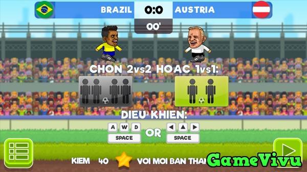 game Giải vô địch bóng đá thế giới hình ảnh 1