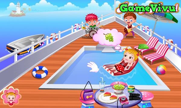 game Hazel phiêu lưu ở ngọn hải đăng hình ảnh 1
