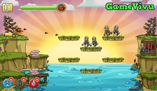 game Hoa quả đại chiến 2 hình ảnh 1