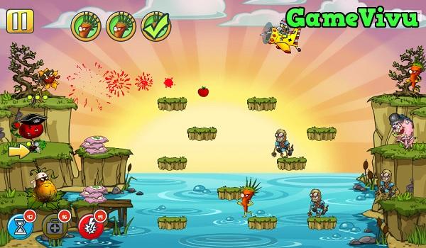 game Hoa quả đại chiến 2 hình ảnh 3