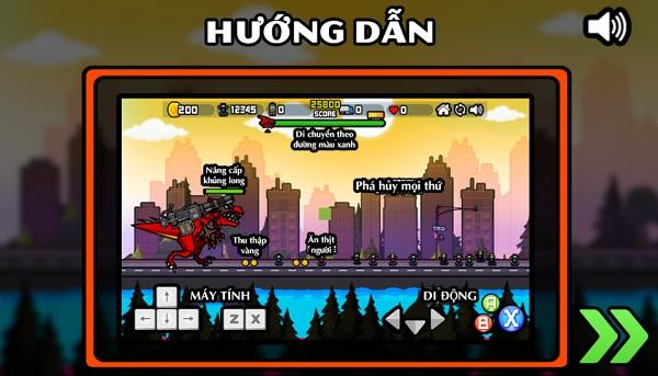 game Khủng long bạo chúa 2 hình ảnh 1