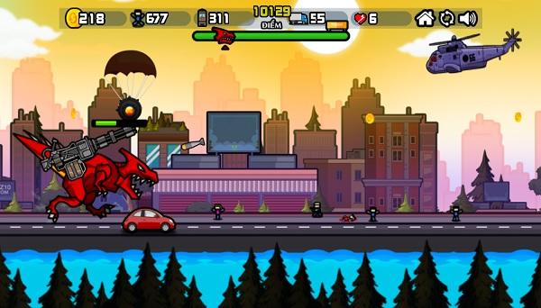 game Khủng long bạo chúa 2 hình ảnh 2