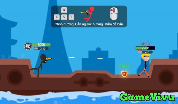 game Người que hỗn chiến hình ảnh 1