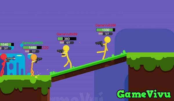 game Người que hỗn chiến hình ảnh 2