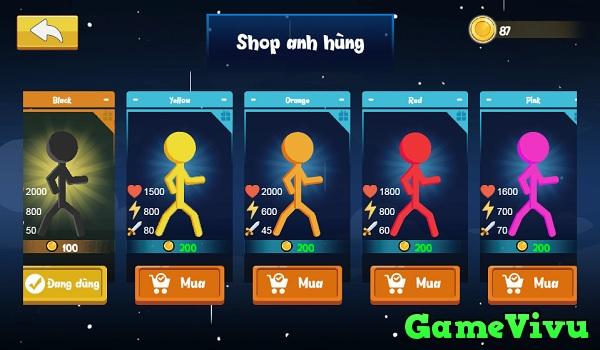 game Người que hỗn chiến hình ảnh 3