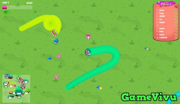 game Rắn săn mồi online hình ảnh 1