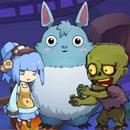 Totoro diệt zombie