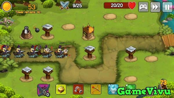 game Vương quốc chiến hình ảnh 1