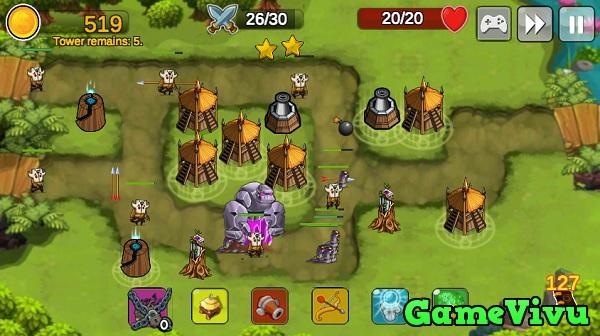 game Vương quốc chiến hình ảnh 3