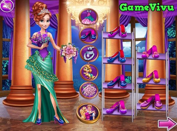 game Đám cưới công chúa Disney hình ảnh 2