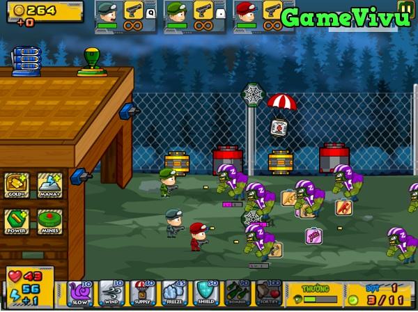 game Đế chế zombie hình ảnh 2