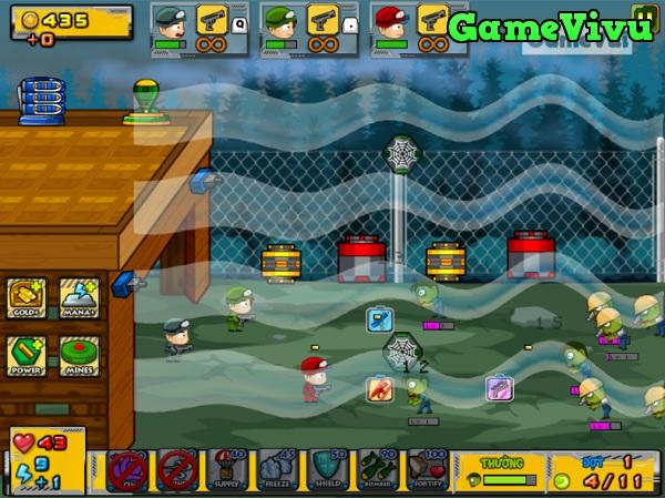game Đế chế zombie hình ảnh 3