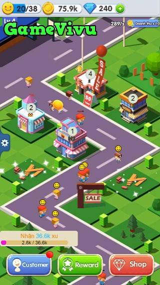 game Thành phố Minecraft hình ảnh 1
