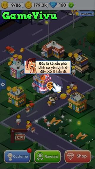 game Thành phố Minecraft hình ảnh 2