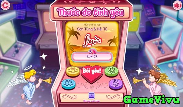 game Thước đo tình yêu hình ảnh 2