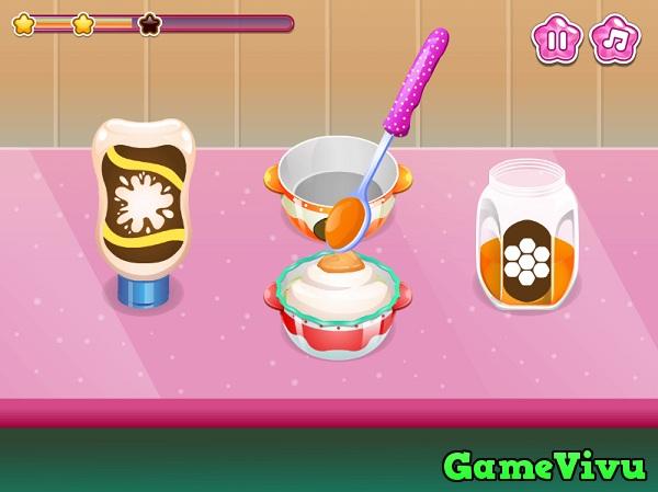 game Bánh mì nướng phô mai hình ảnh 1