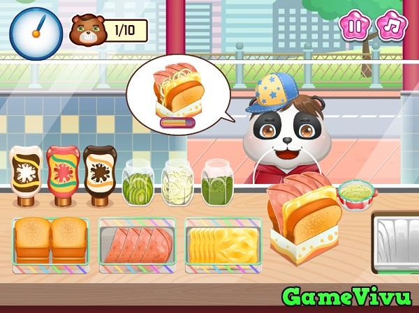 game Bánh mì nướng phô mai hình ảnh 4