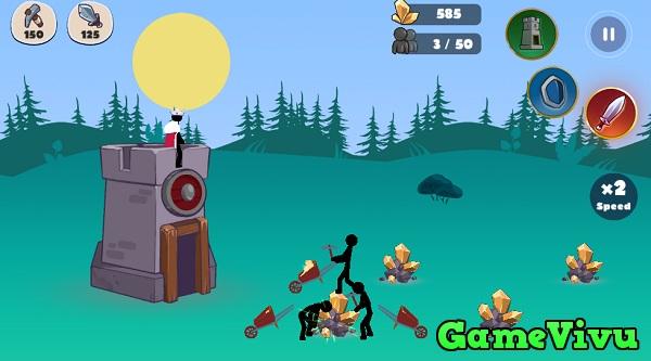 game Đại chiến người que 2 hình ảnh 1