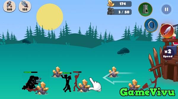 game Đại chiến người que 2 hình ảnh 2