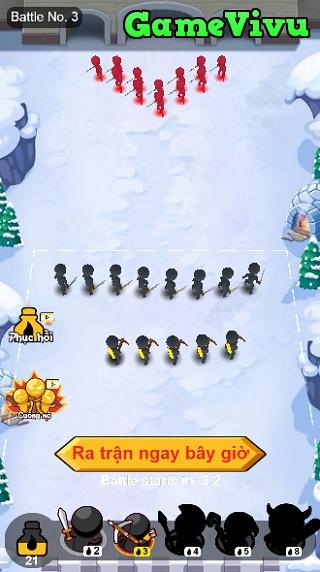 game Đội quân người que hình ảnh 1