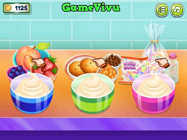 game Làm bánh sandwich kẹp kem 2 hình ảnh 2