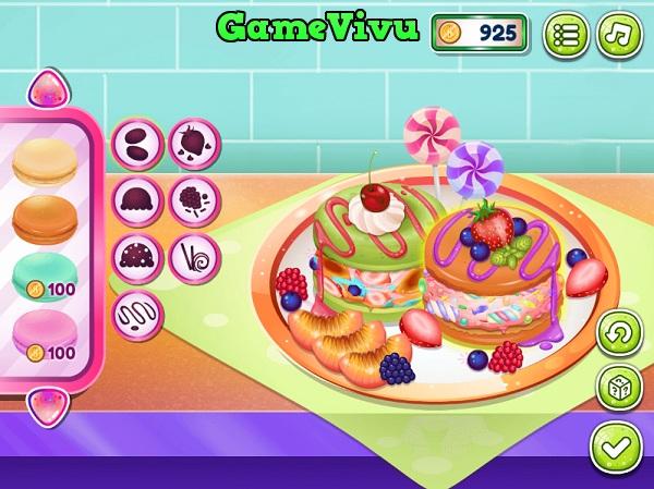 game Làm bánh sandwich kẹp kem 2 hình ảnh 3