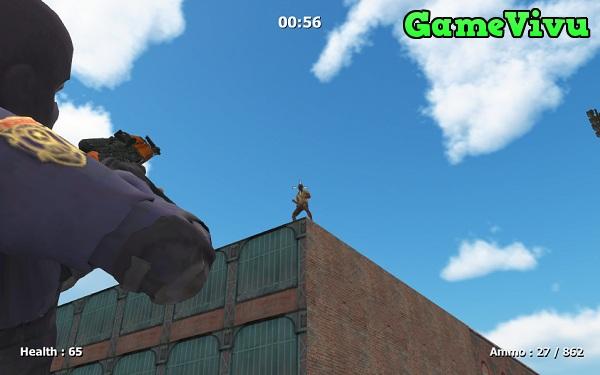game Thành phố chết chóc 3D hình ảnh 3